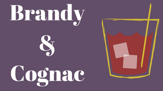 Gluten Free Brandy and Cognac