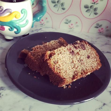 Gluten Free and Dairy Free Banana Bread